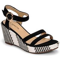 Shoes Women Sandals JB Martin DORKA Black
