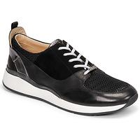 Shoes Women Low top trainers JB Martin KOM Black