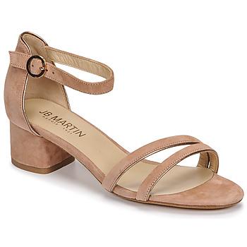 Shoes Women Sandals JB Martin MACABO Blush