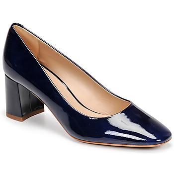 Shoes Women Heels JB Martin NORMAN Marine