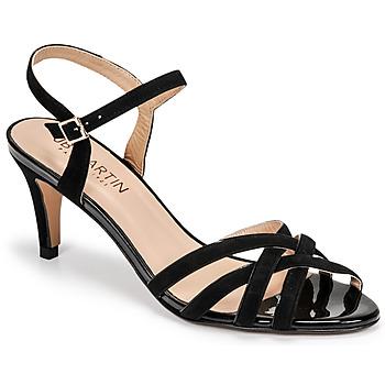 Shoes Women Sandals JB Martin PIRIA Black