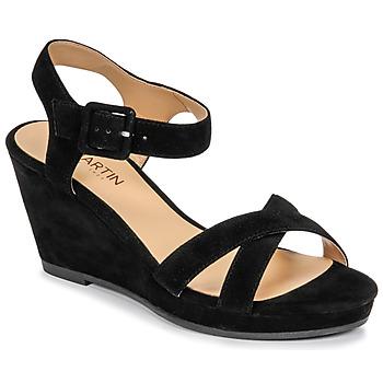Shoes Women Sandals JB Martin QUERIDA Black