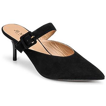 Shoes Women Mules JB Martin TORIA Black