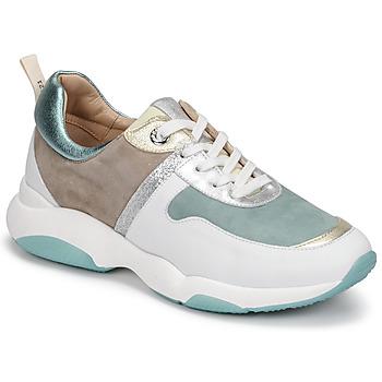 Shoes Women Low top trainers JB Martin WILO Azure