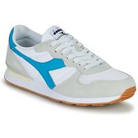 Shoes Women Low top trainers Diadora CAMARO Blue / White
