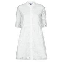Clothing Women Short Dresses Betty London ODA White