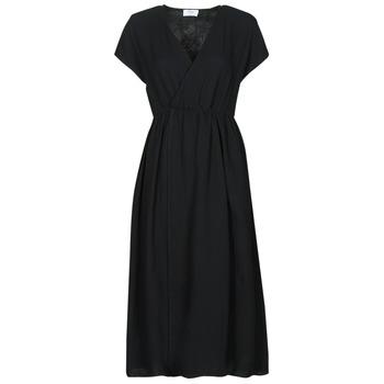 Clothing Women Long Dresses Betty London ODAME Black
