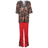 Clothing Women Fancy Dress Fun Costumes COSTUME ADULTE FLOWER BEETLE Multicolour