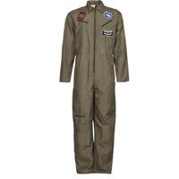 Clothing Men Fancy Dress Fun Costumes COSTUME ADULTE PILOTE JET Multicolour