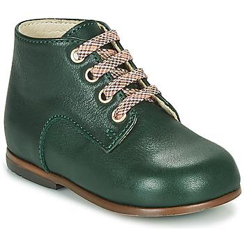 Shoes Girl Hi top trainers Little Mary MILOTO Kaki