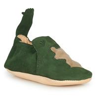 Shoes Children Slippers Easy Peasy BLUMOO RENARD Green