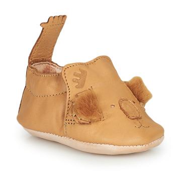 Shoes Children Slippers Easy Peasy BLUMOO KOALA Brown