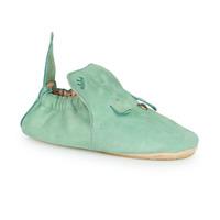 Shoes Children Slippers Easy Peasy BLUBLU CHIEN Green