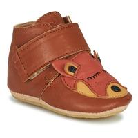 Shoes Children Slippers Easy Peasy KINY PT PANDA Brown