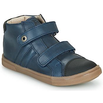 Shoes Boy Hi top trainers GBB KERWAN Blue