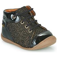 Shoes Girl Hi top trainers GBB OLSA Black