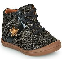 Shoes Girl Hi top trainers GBB DUANA Black