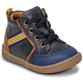 Shoes Boy Hi top trainers GBB GERMAIN Blue