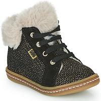 Shoes Girl Hi top trainers GBB JUNA Black