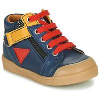 Shoes Boy Hi top trainers GBB TIMOTHE Blue