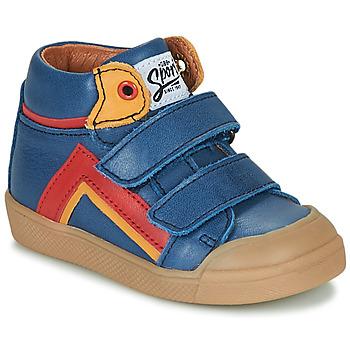 Shoes Boy Hi top trainers GBB ERNEST Blue