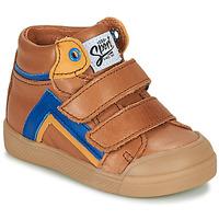 Shoes Boy Hi top trainers GBB ERNEST Brown