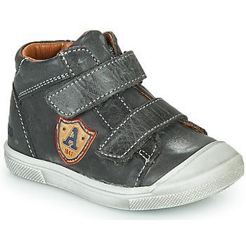 Shoes Boy Hi top trainers GBB LAUREL Grey