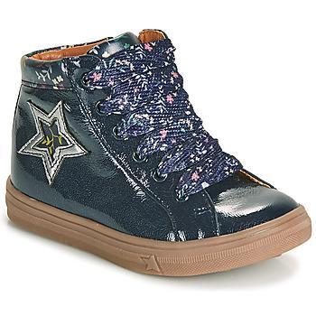 Shoes Girl Hi top trainers GBB TADEA Blue
