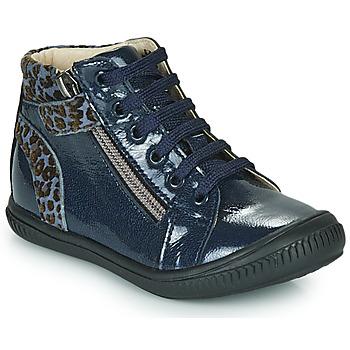 Shoes Girl Hi top trainers GBB RACHIDA Blue