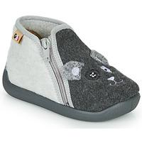 Shoes Girl Slippers GBB APOPOTAM Black