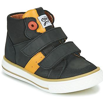 Shoes Boy Hi top trainers GBB KIMMY Black
