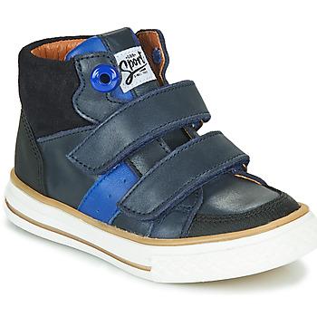 Shoes Boy Hi top trainers GBB KIMMY Blue