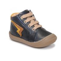 Shoes Boy Hi top trainers GBB APODAMI Blue