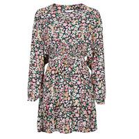 Clothing Women Short Dresses Only ONLTAMARA Marine / Multicolour