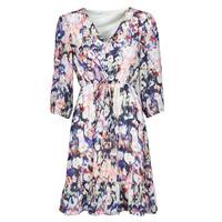 Clothing Women Short Dresses Only ONLZOE White / Multicolour