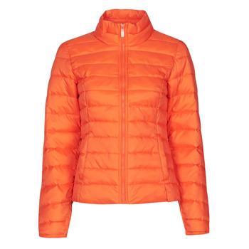 Clothing Women Duffel coats Only ONLNEWTAHOE Orange
