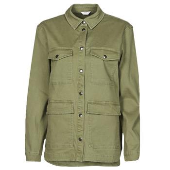 Clothing Women Jackets / Blazers Only ONLAUDREY Kaki