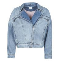 Clothing Women Denim jackets Only ONLJACK Blue / Medium