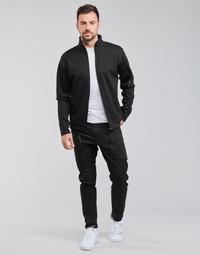 Clothing Men Cargo trousers G-Star Raw ZIP PKT 3D SKINNY CARGO Black