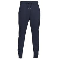 Clothing Men Tracksuit bottoms G-Star Raw PREMIUM BASIC TYPE C SWEAT PANT Marine