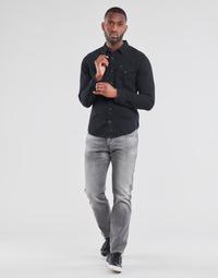 Clothing Men Straight jeans G-Star Raw 3301 STRAIGHT Grey