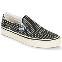 Shoes Women Low top trainers Vans UA CLASSIC SLIP ON 9 Black