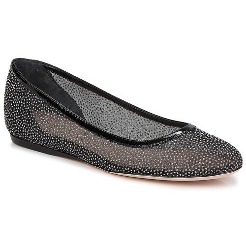 Shoes Women Flat shoes Sebastian GLIME Black