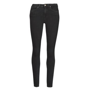 Clothing Women Slim jeans Only ONLPOWER Black