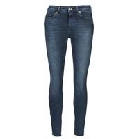 Clothing Women Slim jeans Only ONLBLUSH Blue / Dark