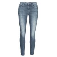 Clothing Women Slim jeans Only ONLBLUSH Blue / Grey