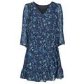 Ikks  BS30055  womens Dress in Blue