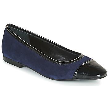 Shoes Women Flat shoes JB Martin SUCCES Blue