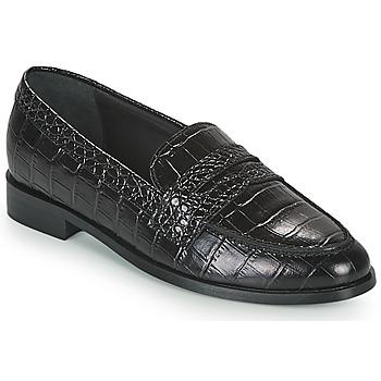 Shoes Women Loafers JB Martin AGILE Black