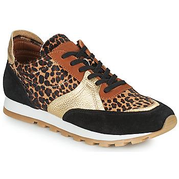 Shoes Women Low top trainers JB Martin GLOIRE Black